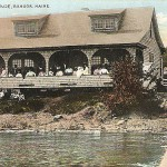 Exclusive canoe club was 1908's place to be