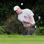 Soggy course will test golfers