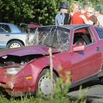 Accident leads to alcohol charges