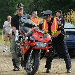 Hampden man injured in bike-SUV collision