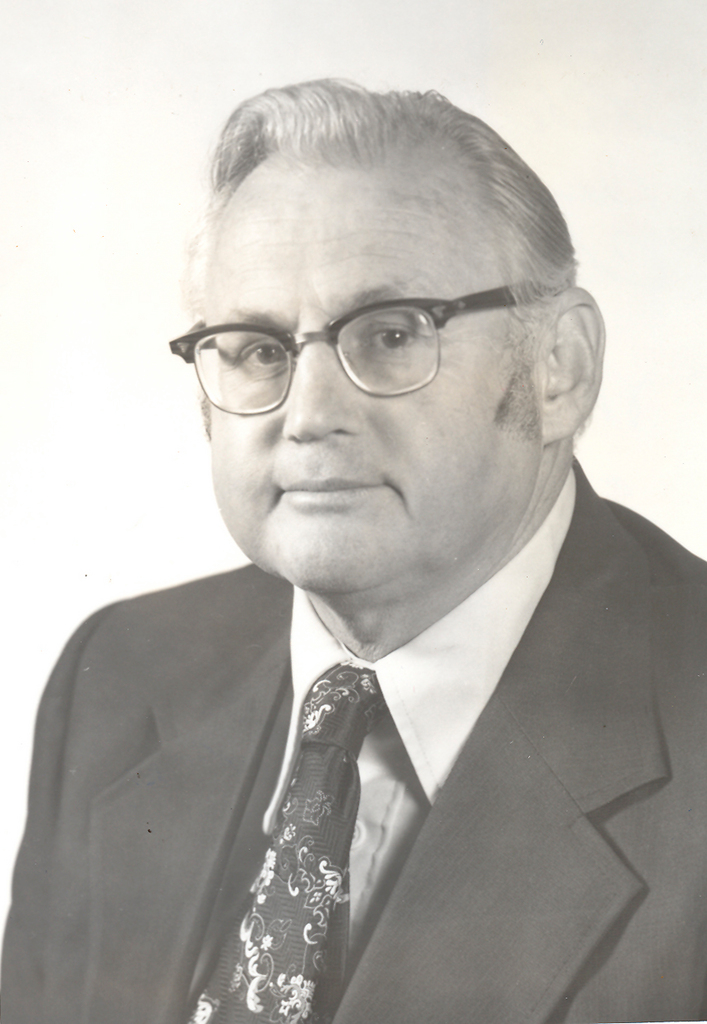 Reny Robert in 1976.