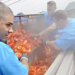 LePage declares October lobster month