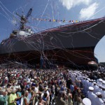 BIW-built warship to honor heroic Marine