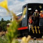Scenic rail line ready to launch
