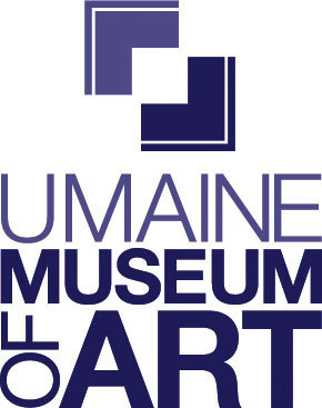 logo for UMMA UMAINE MUSEUM OF ART   University of Maine