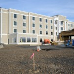 Officials hope to open Presque Isle hotel next month
