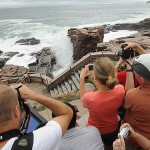 The next wave: Acadia park officials urge caution as storm Danny passes