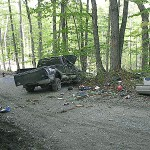 Conn. man injured in dirt bike accident in Blanchard