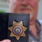 S. Portland deputy's loaded gun, badge stolen from car