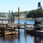Penobscot River coal tar removal nears completion