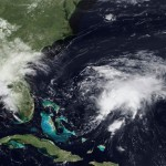 Tropical storm warnings issued for gulf coast