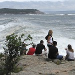 Acadia park to close roads, campgrounds