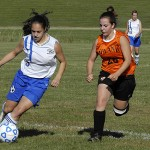 Home is on the road again for Ashland soccer