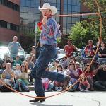 Rockland native, 'Jewish Cowboy' Levinthal dies, 72