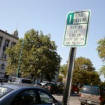 John Bapst gets no reprieve from parking crackdown