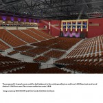 Plan for arena in Bangor calls for 5,000 seats