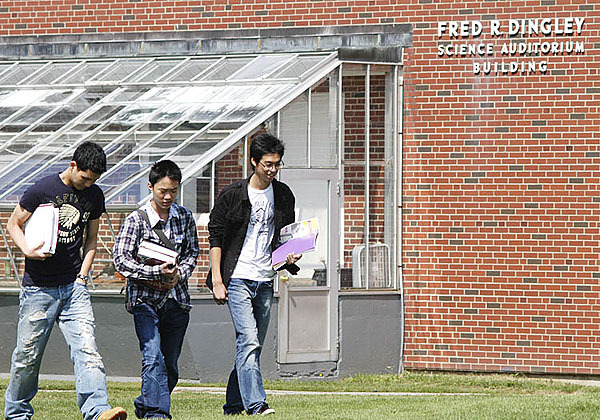 Students from China take a dip in American culture at Lee