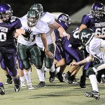 Leavitt shows off run game in win over Hampden