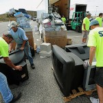 E-waste to be accepted today at Bangor Mall lot