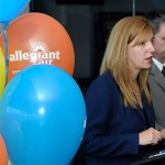 Allegiant honors BIA for its support