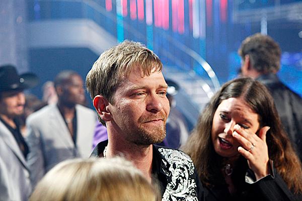 AMERICA'S GOT TALENT -- Episode 426 --  Season 4 Live Finale -- Pictured: Winner Kevin Skinner -- NBC Photo: Trae Patton