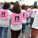 A man's Race for the Cure, too