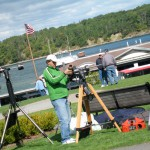 Large crowd celebrates Bar Harbor's stellar night sky at Cadillac star party