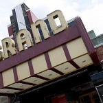 Seven years of restoration at The Grand to culminate with new marquee