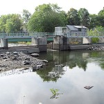 Newport dam problem finally visible to engineers
