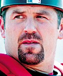 Varitek accepts backup catcher role with Sox