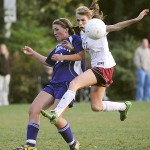 Maclean's two goals lead Bangor girls