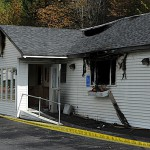 Houlton's Elm Tree Diner fire ruled accidental