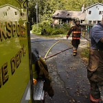 Gouldsboro home 'total loss' after fire