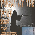 Ghostport, Fright at the Fort to be a scary-good time