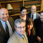 Lawyer wins award for legal clinic work