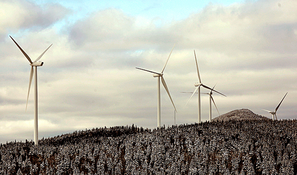 Wind power 'no-impact' standard at odds with law