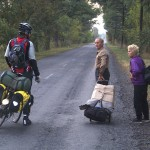 Baikal freshens up road-weary Maine cyclists