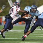 UMaine's defense rises up