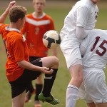 Scarborough 1, Bangor 0 in Class A soccer championship