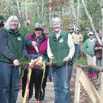 Land Trust Celebrates the Sheepscot River Headwaters