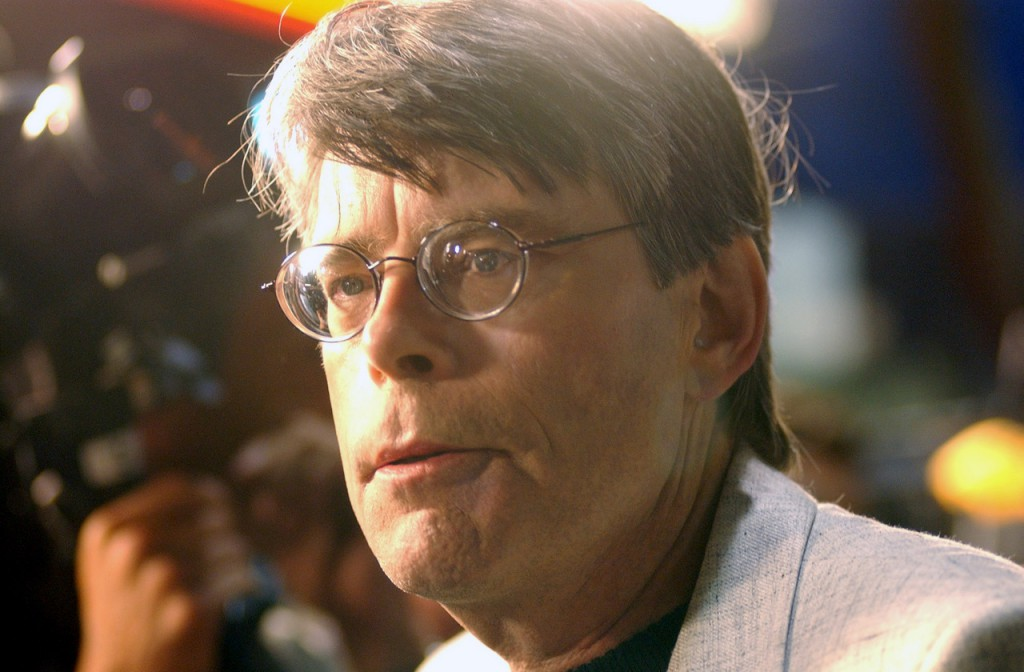 Stephen King  (AP Photo/Rene Macura)