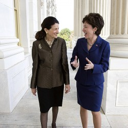 Snowe and Collins vote against health care bill