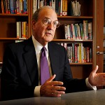 George Mitchell to speak at Bowdoin on Middle East