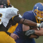MMA runs over Framingham State 49-21