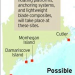 Offshore wind power test sites concern many
