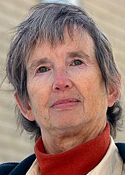 Judy Kellogg Markowsky  (BANGOR DAILY NEWS PHOTO BY GABOR DEGRE)CAPTIONJudy Kellog Markowsky (Bangor Daily News/Gabor Degre)