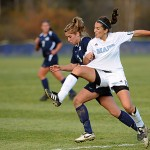 Opportunistic Iona battles Black Bears to tie