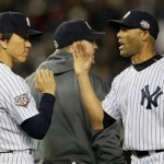 Old foe Pedro stands between Yanks and title