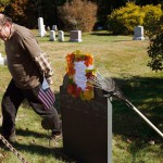 Maine man leading tour of dead poets' graves