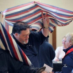 Maine's election chief projects 35 percent turnout